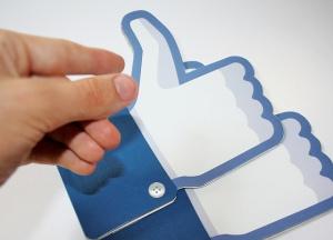 Facebook 'Like' Hand